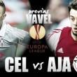 Previa Celta de Vigo - AFC Ajax: duelo por el liderato