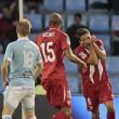 Sevilla FC - Celta de Vigo: puntuaciones del Sevilla, jornada 23 de la Liga BBVA