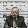 """Após caso de racismo, presidente do Botafogo não vê risco de eliminação: """"Não há preocupação"""""""