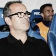 """Álvaro Cervera: """"El equipo ha hecho méritos en muchos partidos y no se han sumado los puntos"""""""