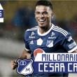 Millonarios 2018-I: César Carrillo