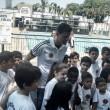 Em sua cidade natal, Cesar Cielo apresenta novo polo de projeto social para valorizar natação