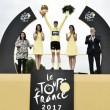 """Tour de France, Chris Froome: """"L'anno prossimo voglio il record"""""""
