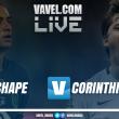RESULTADO Chapecoense x Corinthians pelas quartas de final da Copa do Brasil (0-1)