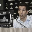 """Gustavo Díaz: """"El calendario está pesando"""""""