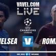 Chelsea x Roma AO VIVO online pela Uefa Champions League 2017/18