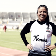 """Cheyli Almejo: """"Queremos ser jugadoras de primera"""""""
