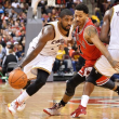 Cleveland Cavaliers Defeat The Chicago Bulls 107-98