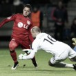 BATE Borisov 1-1 Bayer Leverkusen: Bayer battle to earn point in Belarus
