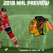 Chicago Blackhawks: NHL 2018/19 season preview