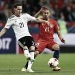 Alemania y Chile empatan y tendrán que esperar