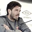 """Leandro Benitez: """"Tenemos que marcar una diferencia de dos goles"""""""