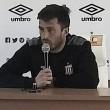 """Leandro Benítez: """"El plantel está con ganas de revertir la situación"""""""