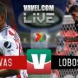 Chivas vs Lobos BUAP en vivo online en Liga MX 2017 (0-0)