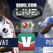 Resultado y gol del Chivas 0-1 Puebla de la Liga MX 2017
