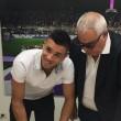 Fiorentina, ufficiale l'arrivo di Simeone dal Genoa. 5 anni di contratto