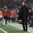"""Simeone destaca mérito do Sevilla após eliminação: """"Aproveitaram as chances"""""""