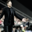 """Simeone: """"En el fútbol el trabajo paga y los resultados están a la vista"""""""
