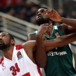 Turkish Airlines Euroleague: Milano regge 20 minuti, poi il Pana la sommerge di triple