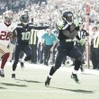 Exhibición de los Seahawks con susto de Wilson
