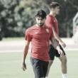 Chuli vuelve a ser convocado por Fernando Soriano