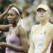 Maria Sharapova praises Venus Williams' recent success on tour