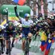 Albasini dejo sin opciones a los sprinters
