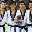Dos bronces en taekwondo para cerrar la sexta jornada en Bakú