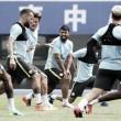 Suspendido el derbi de Manchester en Beijing por el estado del terreno de juego