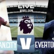 Manchester City-Everton in diretta, Premier League 2017/18 LIVE (21.00)