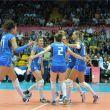 Volley, Gran Prix: facile affermazione per l'Italia con il Belgio