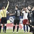 Hamburger SV 0-1 Hertha Berlin: Hosts suffer crippling defeat after Cleber sees red