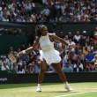 Wimbledon, il programma degli ottavi femminili