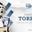 Daniel Torres es nuevo jugador del Deportivo Alavés de España