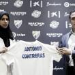 Antonio Contreras, presentado como nuevo entrenador del Málaga Femenino