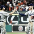 2017 World Series: Five-run ninth propels Los Angeles Dodgers to Game 4 win over Houston Astros