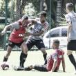 Roger Machado comanda primeiro treino coletivo no Atlético-MG