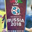 Colombia-Giappone in diretta, LIVE Mondiali Russia 2018 (14:00)