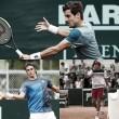 Acción argentina en el mundo del tenis