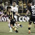 Central debutó con empate en la Libertadores