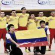 Colombia juvenil imparable en el Mundial Juvenil de Fútbol de Salón