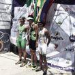 De bronce se vistió Colombia en Triatlón de Barranquilla