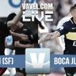 Colón vs Boca Juniors en vivo online por la Copa Lotería Santa Fe (0-0)