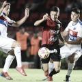 Colón - Tigre: Sin ventajas
