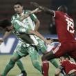 Vladimir Hernández, con un doblete, apagó a la 'mechita'