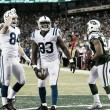 Sem dar chances, Colts vence Jets e chega na briga por playoffs