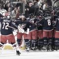 Columbus confirma la sorpresa, Nueva York arrasa, Vegas a un partido de resolver, y Winnipeg empata la serie