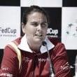 "Conchita Martínez: ""Tenemos muchas ganas de ganar esta eliminatoria"""
