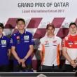 MotoGP, la conferenza stampa: parola a Iannone e Crutchlow