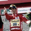 Vuelta 2014 - Contador consolide son avance au sommet de La Farrapona